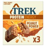 TREK Peanut Power Protein Energy Multipack