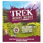 TREK Berry Burst Protein Energy Multipack