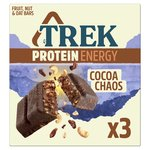 TREK Cocoa Chaos Protein Energy Multipack