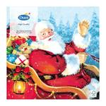North Pole 3ply Paper Napkins 33cm