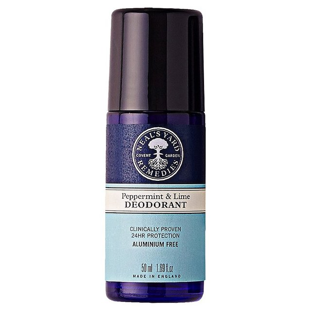 Neal's Yard Remedies Peppermint & Lime Roll On Deodorant