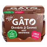 Gato Vegan Chocolate & Coconut Brownie
