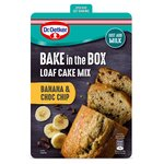 Dr Oetker Bake in the Box Chocolate & Banana