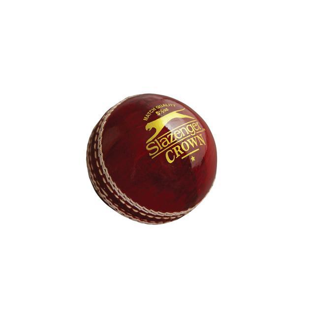 c9a916cac2d Slazenger Crown Cricket Ball from Ocado