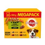 Pedigree Dog Pouches Mixed Selection in Gravy