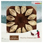 Waitrose Christmas Mocha Cheesecake