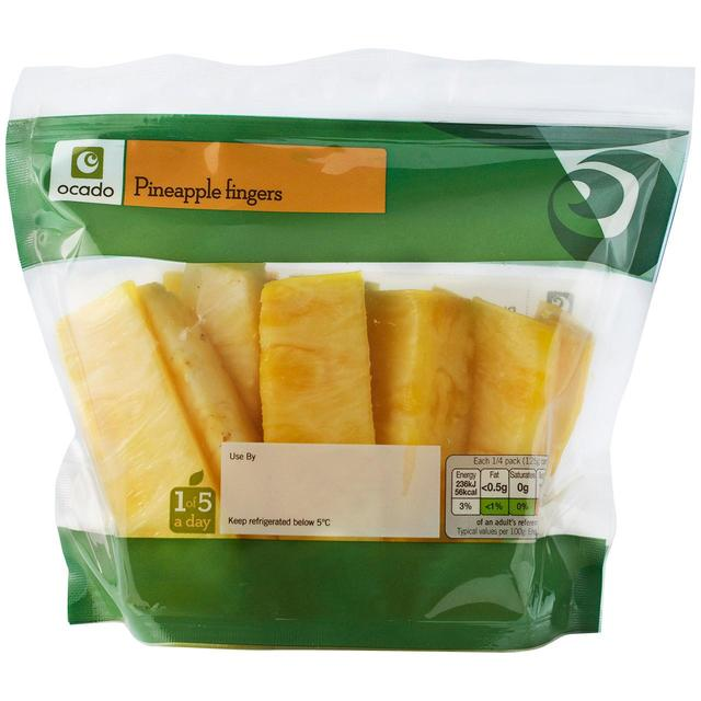 Ocado Pineapple Fingers