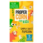 Propercorn for Kids Simply Sweet Popcorn Multipack