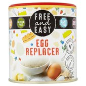 Free & Easy Free From Gluten & Dairy Free Egg Replacer