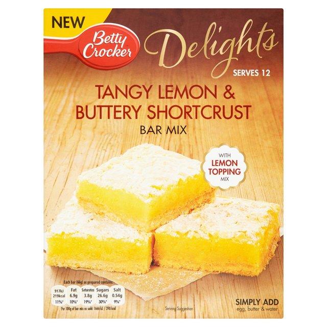 Betty Crocker Lemon Cake Icing Recipe
