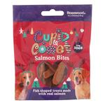 Rosewood Christmas Salmon Bites For Dogs
