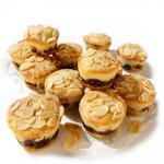 Meg Rivers Mini Frangipane Mince Pies