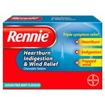 Rennie Heartburn, Indigestion & Wind Relief