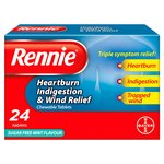 Rennie Heartburn, Indigestion & Wind Relief Tablets