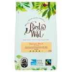 Bird & Wild Signature Espresso Fairtrade Organic Ground Coffee