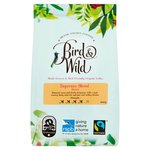 Bird & Wild Signature Espresso Fairtrade Organic Whole Bean Coffee