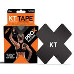 KT Tape Pro-X Synthetic Patch, Black