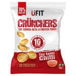 UFIT Crunchers High Protein Popped Chips Thai Sweet Chilli