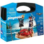 Playmobil Pirates Carry Case 5655, 4yrs+