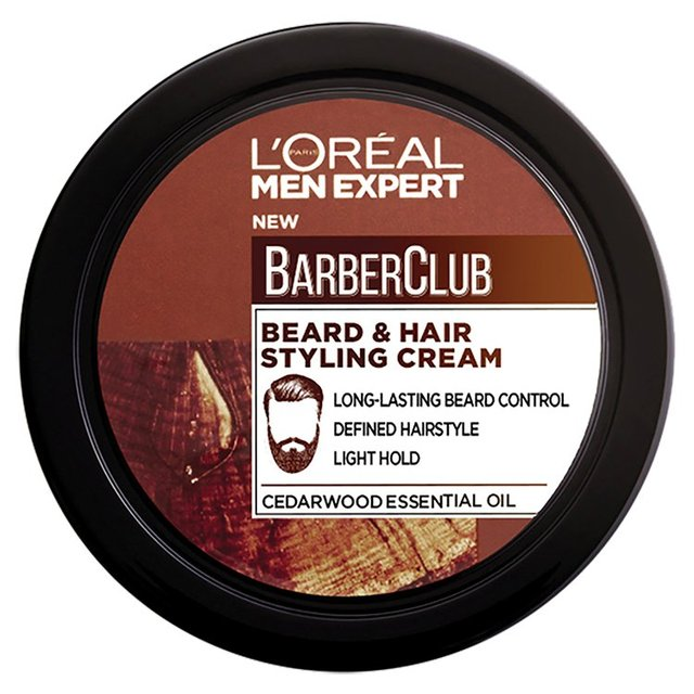 L'Oreal Men Expert Barber Club Style Cream