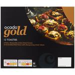 Ocado Gold 12 Toasties