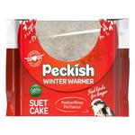 Peckish Winter Walmer Suet Energy Cake for Wild Birds