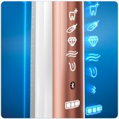 Oral-B Genius 9000 Rose Gold Electric Rechargable Toothbrush
