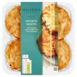 Waitrose Potato Rosti
