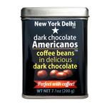 New York Delhi Chocolate Coffee Beans VIP nut co