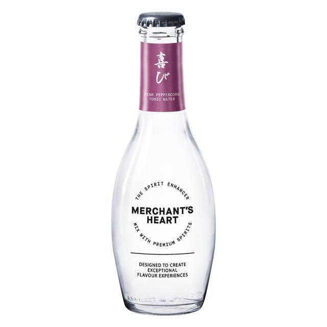 Merchant S Heart Pink Peppercorn Tonic Ocado