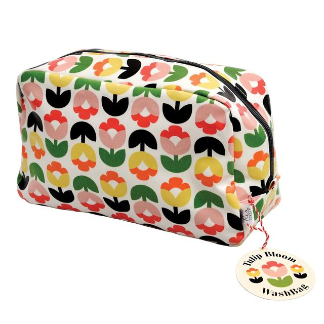 Tulip Bloom Wash Bag