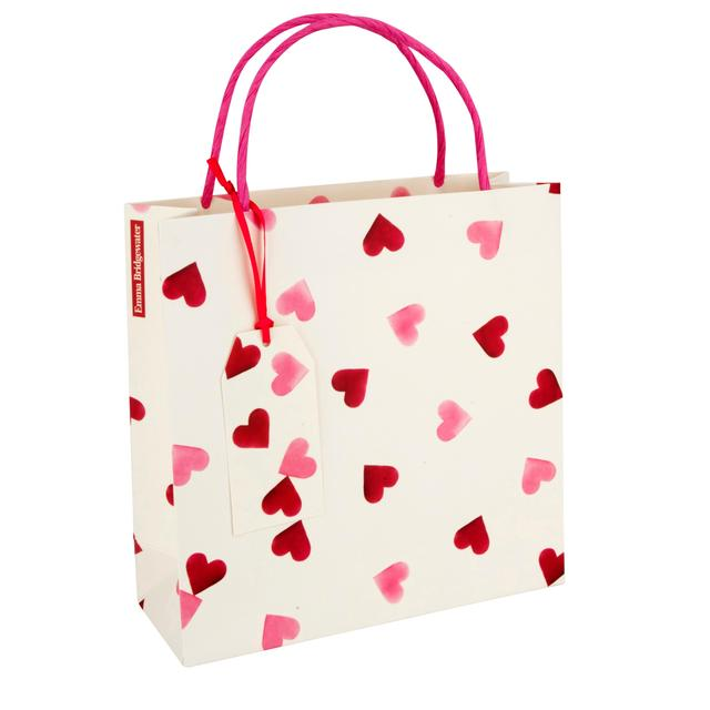 Offer - Emma Bridgewater New Hearts Gift Bag aeafd5701