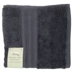 Waitrose Hand Towel 100% Egyptian Cotton, Dark Grey