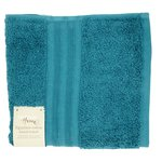 Waitrose Hand Towel 100% Egyptian Cotton, Peacock