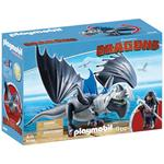 DreamWorks Dragons© 9249 Eret with 4 Shot Firing Ballista by Playmobil