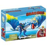 DreamWorks Dragons9248 Drago & Thunderclaw by Playmobil