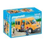 Playmobil 6866 City Life School Bus with Removable Roof, 4yrs+