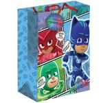 PJ Masks Large Gift Bag & Tag
