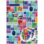PJ Masks Giftwrap Sheets Pack