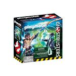 Playmobil Ghostbuster with Ghost 9224  6yrs+