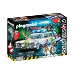 Playmobil Ghostbusters Ecto 1 with Light and Sound 9220
