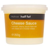 Half Fat Cheese Sauce Waitrose