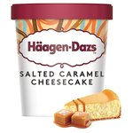 Haagen Dazs Salted Caramel Cheesecake Ice Cream
