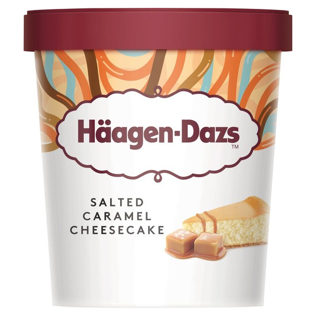 cheesecake ice cream haagen dazs