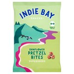 Indie Bay Snacks Sunflower Pretzel Bites with Superseeds
