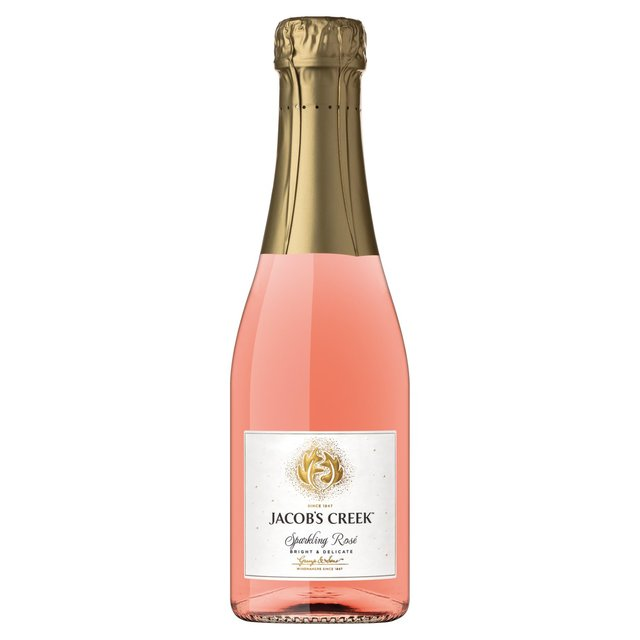 Jacob's Creek Sparkling Rose - Small Bottle