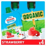 Munch Bunch Organic Pouch Strawberry