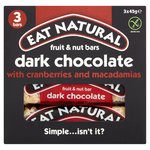 Eat Natural with Cranberries & Macadamias Bars Multipack