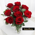 Interflora Christmas Roses
