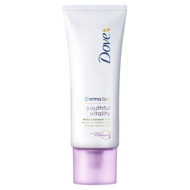 dove hand cream